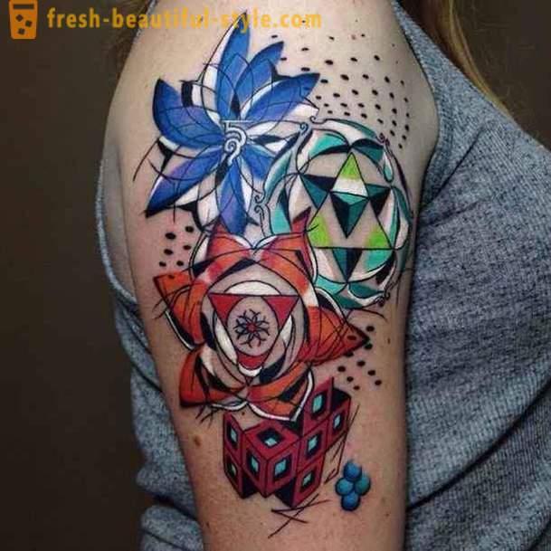 Резюме татуировка: определение, избор на мястото на..